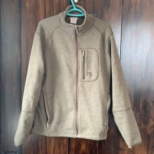 Avalanche Zip-up Sweater